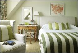 renovated attic/loft