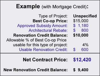 MortgageRebateSample