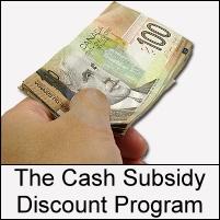 SubsidyDiscount