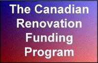 The Canadian Renovation Funding Program logo